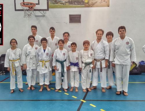 Estagio de Karate Regional de Inverno AKDS