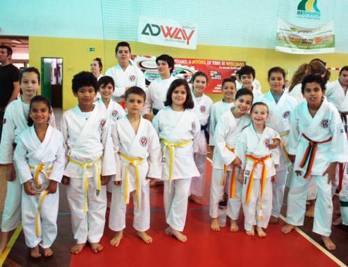 Torneio de Karate MONTIPPON 2017
