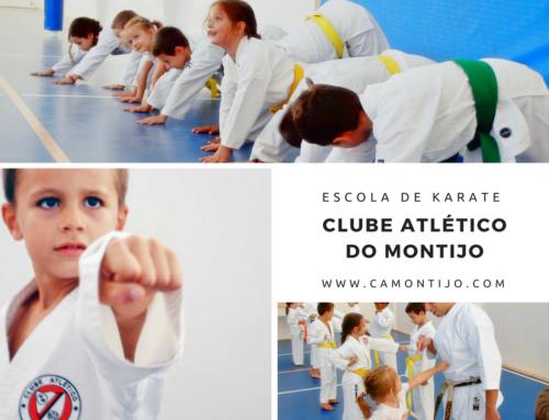 Inicio de Época Desportiva – Karate